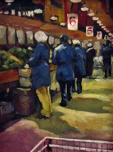 Karin Jurick, 'Saturday Morning at the Market', ca. 2006