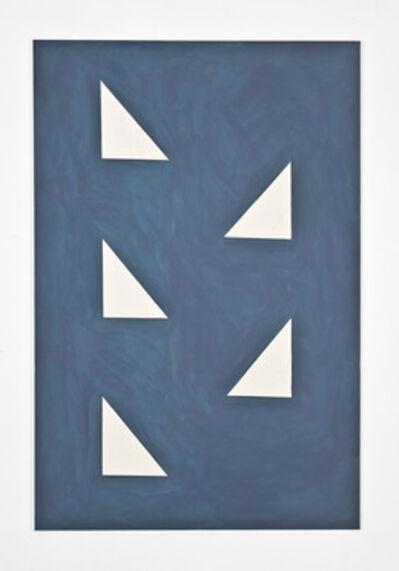 Camila Oliveira Fairclough, 'Bad Blue (Volpi)', 2012