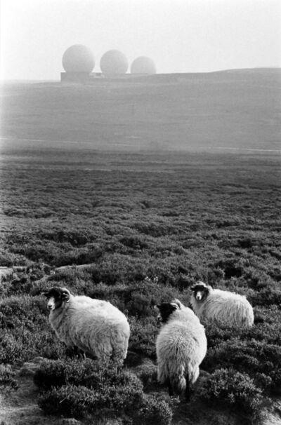 Martine Franck, 'Fylingdale, Yorkshire', 1978