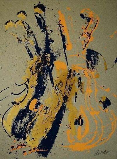 Arman, 'Gray Mood', 1978