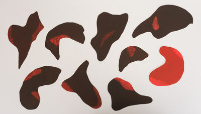 Tomie Ohtake, 'Untitled', 1990
