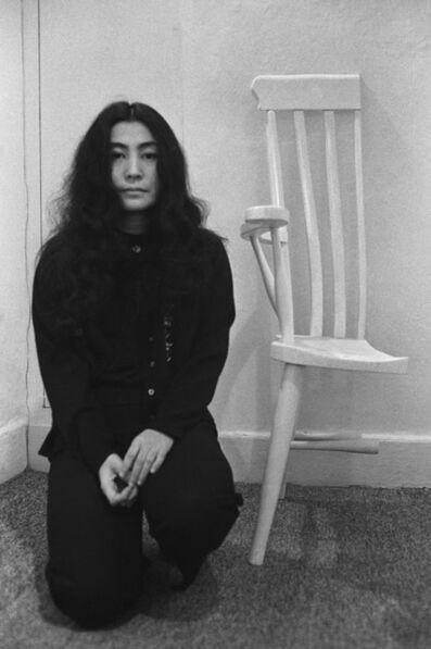 Clay Perry, 'Yoko Ono (Half-a-Room installation)', 1967