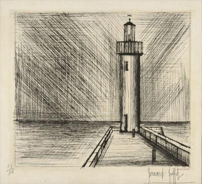 Bernard Buffet, 'Le Phare (Lighthouse) (Rheims 17)', 1958