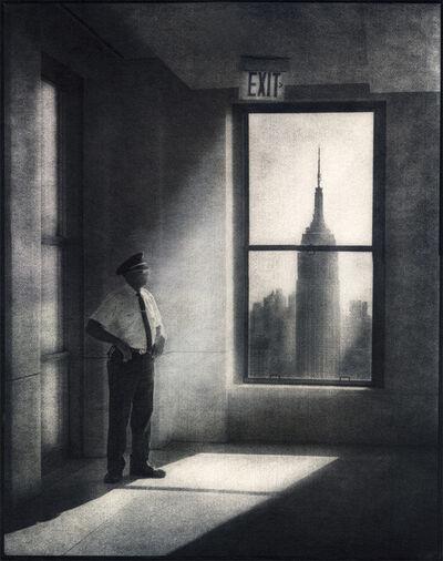 Peter Liepke, 'Standing Guard', 2011
