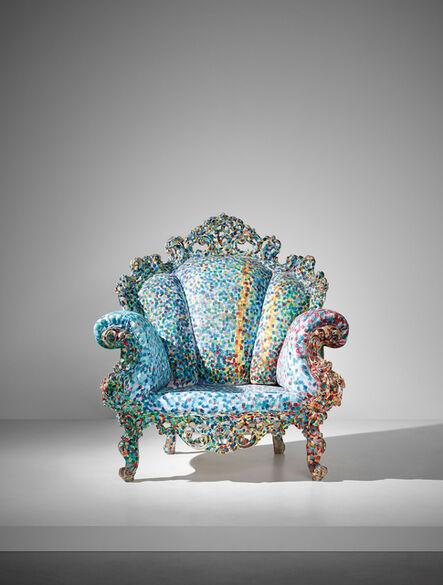 Alessandro Mendini, ''Poltrona di Proust' armchair', 1985-1988