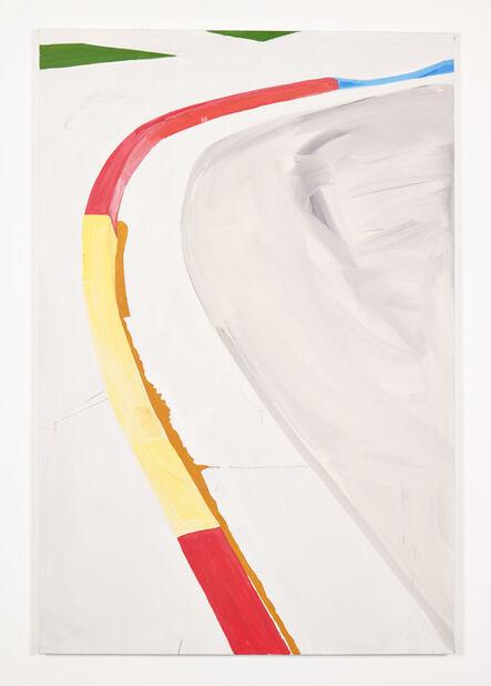 Koen van den Broek, 'The Del, Blue, Red, Yellow, Red', 2014
