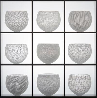 TOBIAS MØHL, 'NINE PART WHITE LACE COLLECTION'