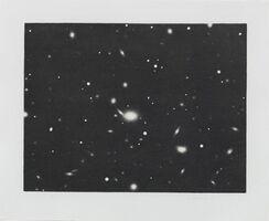 Vija Celmins, 'Untitled (Galaxy)', 1975