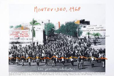 Marcelo Brodsky, 'Montevideo, 1968', 2014-2018