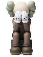 KAWS, 'KAWS Brown Passing Through Companion ', 2018