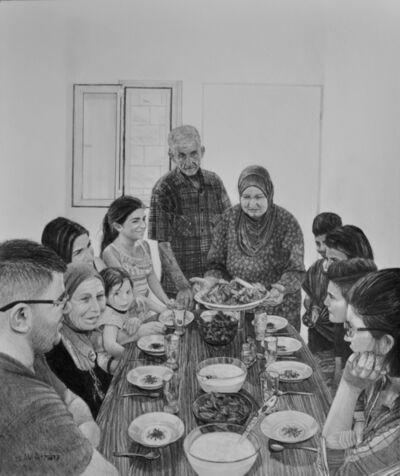 Samah Shihadi, 'Mansaf', 2018