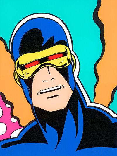 """CRASH (John """"Crash"""" Matos), 'Cyclops', 2000"""