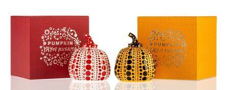 Yayoi Kusama, 'Red and Yellow Pumpkin (two works)', n.d.