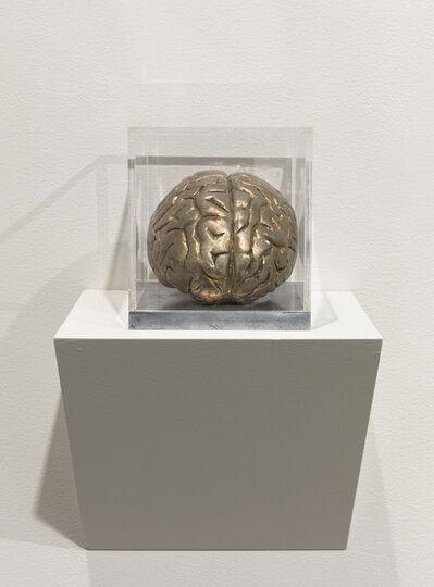 Robert Morris (b. 1931), 'Silver Brain', 1963