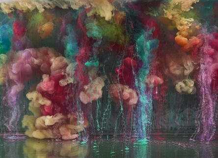Kim Keever, 'Abstract 19014', 2015