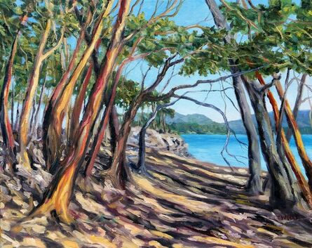 Terrill Welch, 'Arbutus Grove East', 2020