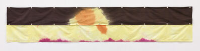 Richard Tuttle, 'Walking On Air E4', 2009