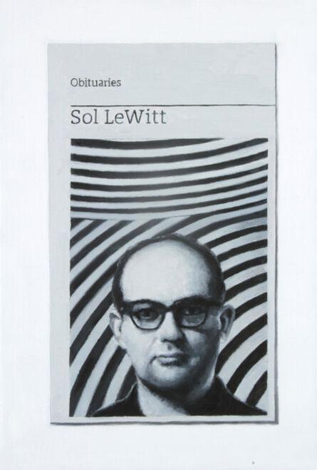 Hugh Mendes, 'Obituary: Sol Le Witt ', 2015