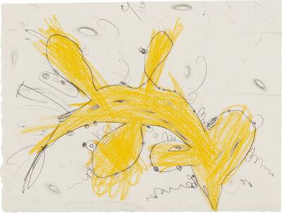 Carroll Dunham, 'Untitled', 1988