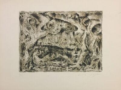 André Masson, 'Métamorphoses', 1961