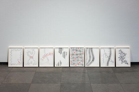 Amalia Pica, 'Joy in Paperwork', 2016