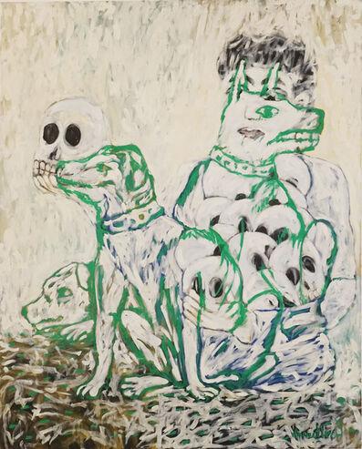 Vincent Leow, 'White Dogs', 2012