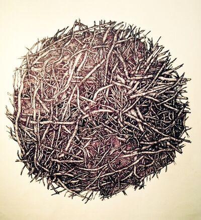Iain Hugh Machell, 'Root Ball 2', 2014