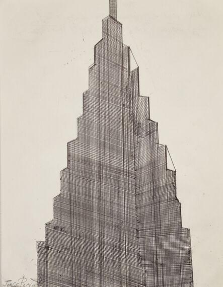 Jorge Pablo Hernandez, 'The Tower', 2017
