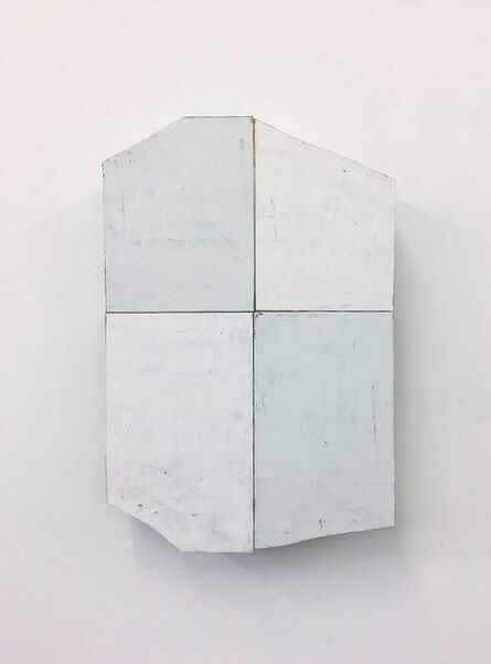 Steve Riedell, 'Diamond Painting (White)', 2020