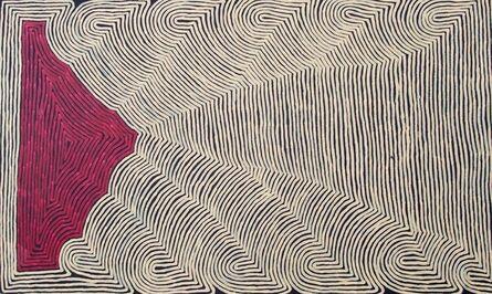 Ronnie Tjampitjinpa, 'Untitled', ca. 2015