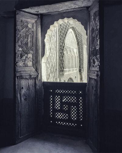 Silke Lauffs, 'Details at Medersa Ben Youssef, Marrakech, Morocco', 2018