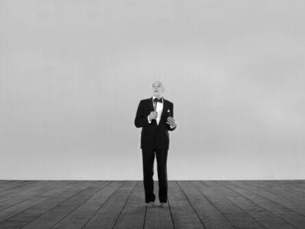 Ugo Rondinone, 'THANX 4 NOTHING', 2015