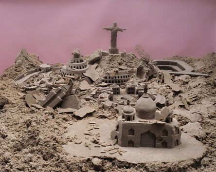 Liset Castillo, 'Pain Is Universal But So Is Hope (Pink)', 2007