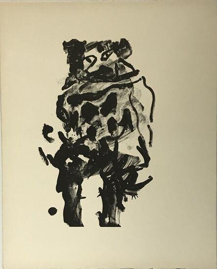 Willem de Kooning, 'Untitled (Litho #10)', 1966