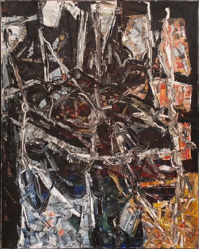 Jean-Paul Riopelle, 'Futaie', 1966