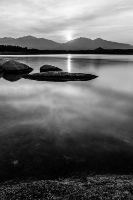 Damián Chiappe, 'Atardecer en el Lago Yeongnangho II ', 2016