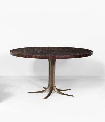 Jules Wabbes, 'Round Dining Table', ca. 1970