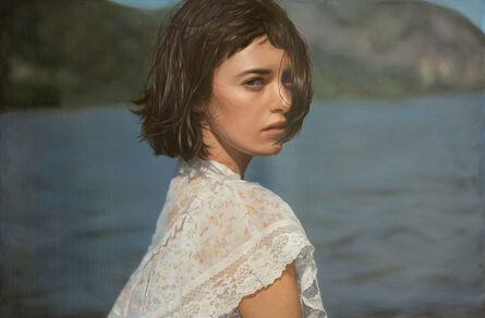 Yigal Ozeri, 'Untitled; Olya', 2019