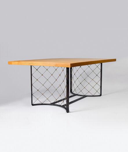 "Jean Royère, '""Tour eiffel"" dining table', 1963"