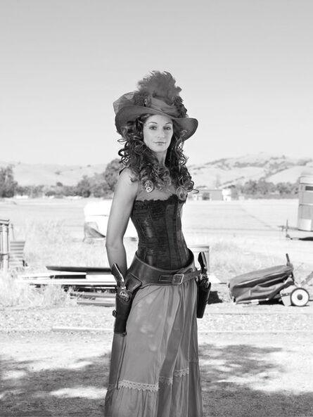 Lindsay McCrum, 'Belinda, Hollister, CA, Matched Pair of Ruger .44-40 Vaqueros', 2011