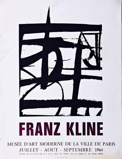 Franz Kline, 'Franz Kline Juillet-Août-Septembre 1964 ', 1964