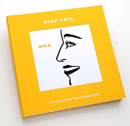 Alex Katz, 'Ada Luxe Book', 2019