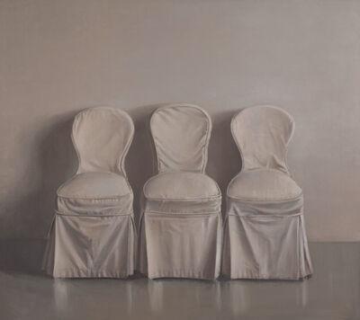 Raymond Han, 'Three Chairs', 1982