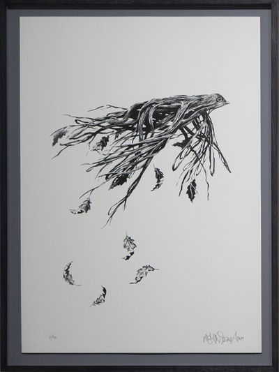 Vegan Flava, 'Migration from the Anthropocene III', 2019