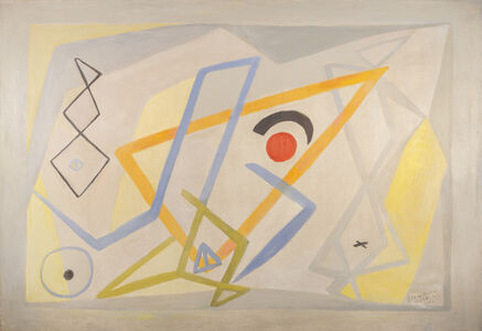 Germaine Derbecq, 'Composición 1', 1964