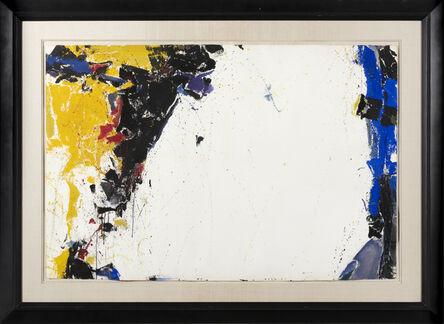 Sam Francis, 'Composition n. 6', 1959