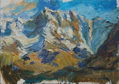 Ulrich Gleiter, 'At Sunrise near Mt. Elbrus', 2017