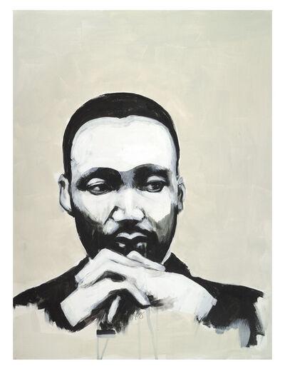 Joan Baez, 'Martin Luther King Jr.', 2017