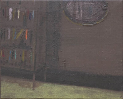 Merlin James, 'Bookcase', 1990-1996