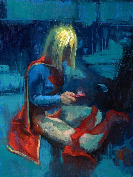 William Wray, 'Super Texter', 2017